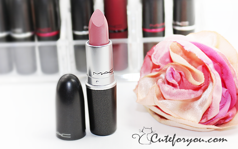 Angel Mac Cosmetics, lipstick Angel mac, batom Angel, pintalabios Angel, beautyblogger argentina, cute for you, maquillaje