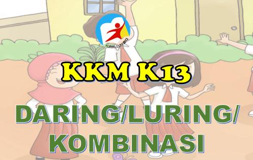KKM K13 REVISI SD SEMUA KELAS SEMESTER 1 DAN 2