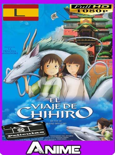 El Viaje De Chihiro (2001) HD [1080p] Latino [GoogleDrive] dizonHD