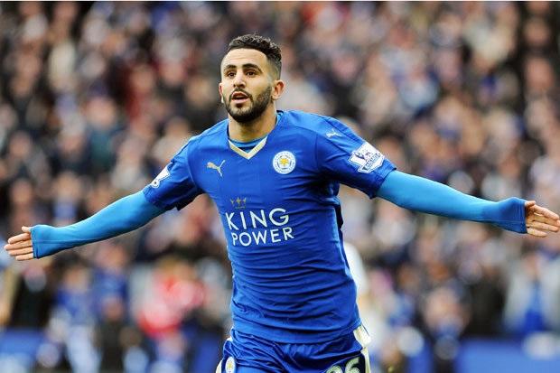Leicester City berharap Riyad Mahrez bertahan