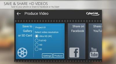 PowerDirector Video Editor Apk Full Premium