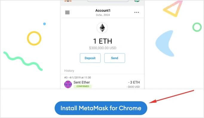 MetaMask инструкция