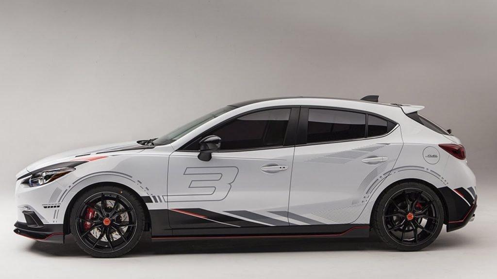New Mazda 3 2018