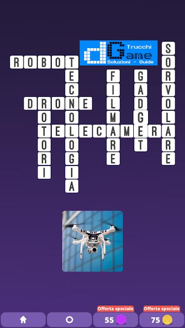 Soluzioni One Clue Crossword livello 21 schemi 15 (Cruciverba illustrato)  | Parole e foto