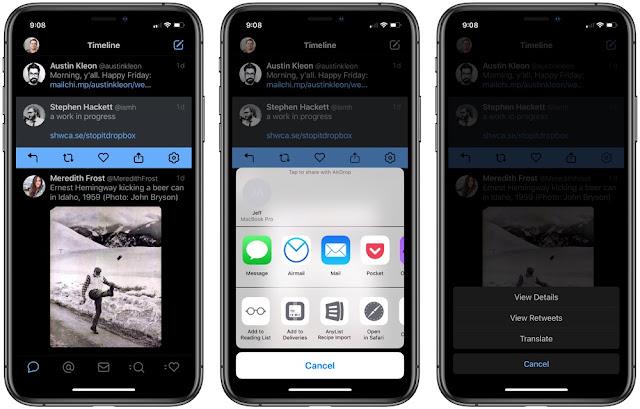 twitter-iphone-xs-dark-mode