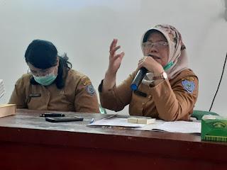 Dinas PPKB Labuhanbatu Gelar Pendataan Keluarga Dan PUS Di Kampung KB