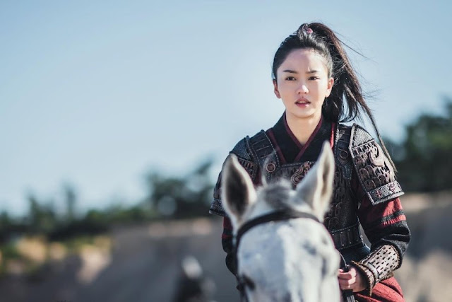Legenda On Dal Zaman Goguryeo Bersama Putri Pyeonggang
