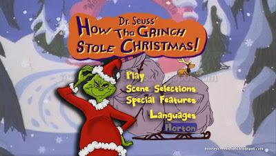 How The Grinch Stole Christmas 1966 Dvd.Vagebond S Movie Screenshots How The Grinch Stole Christmas