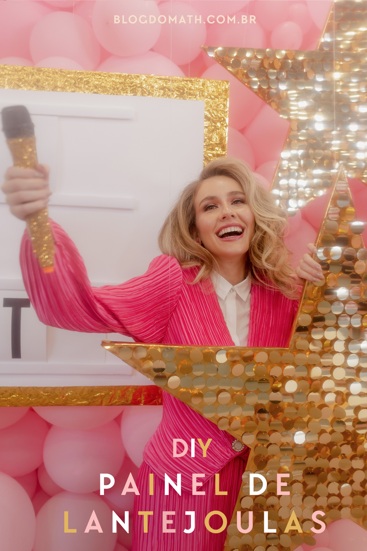 decoração ano novo festa estrela simples pinterest 2021 BLOG DO MATH - GAME SHOWS NETFLIX