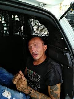 Homem é preso em Campo Maior após assaltar clínica na Avenida Santo Antônio