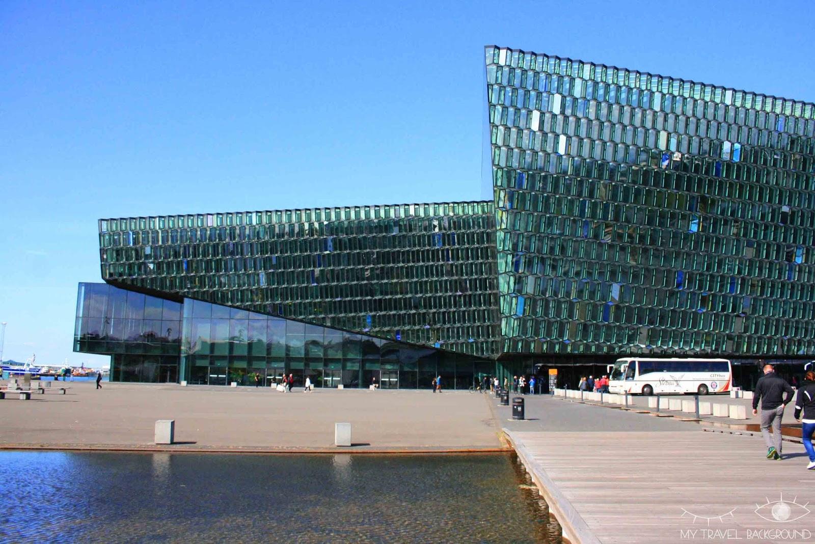 My Travel Background : que voir à Reykjavik? Visiter la ville en 1 jour, les essentiels - Le Harpa