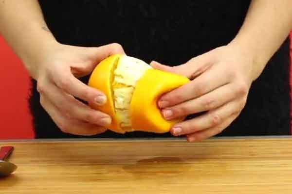 cum sa curatam usor un cartof