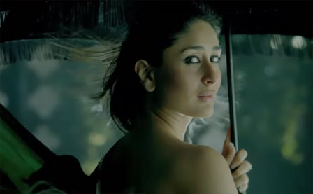 Still Kareena Kapoor from Video Teri Meri Prem Kahani