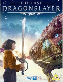 La ultima cazadora de dragones  2016