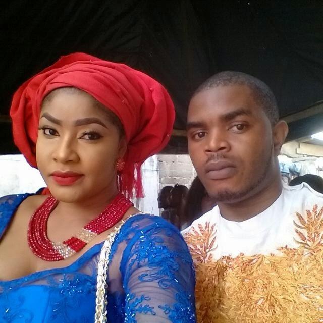 angela okorie husband