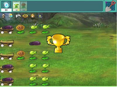 PLANTS VS ALIENS GAME 1