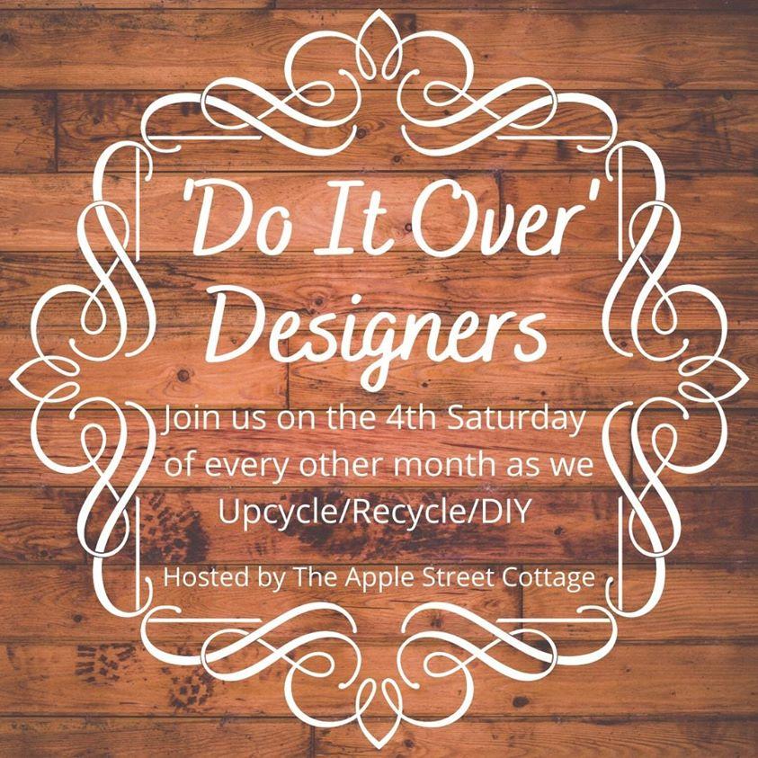 Do It Over Designers Blog Hop