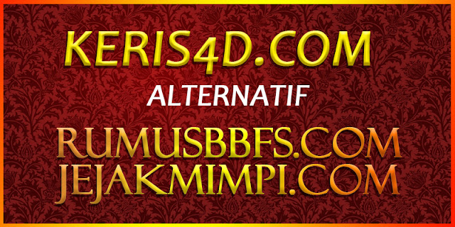 LINK ALTERNATIF KERIS4D