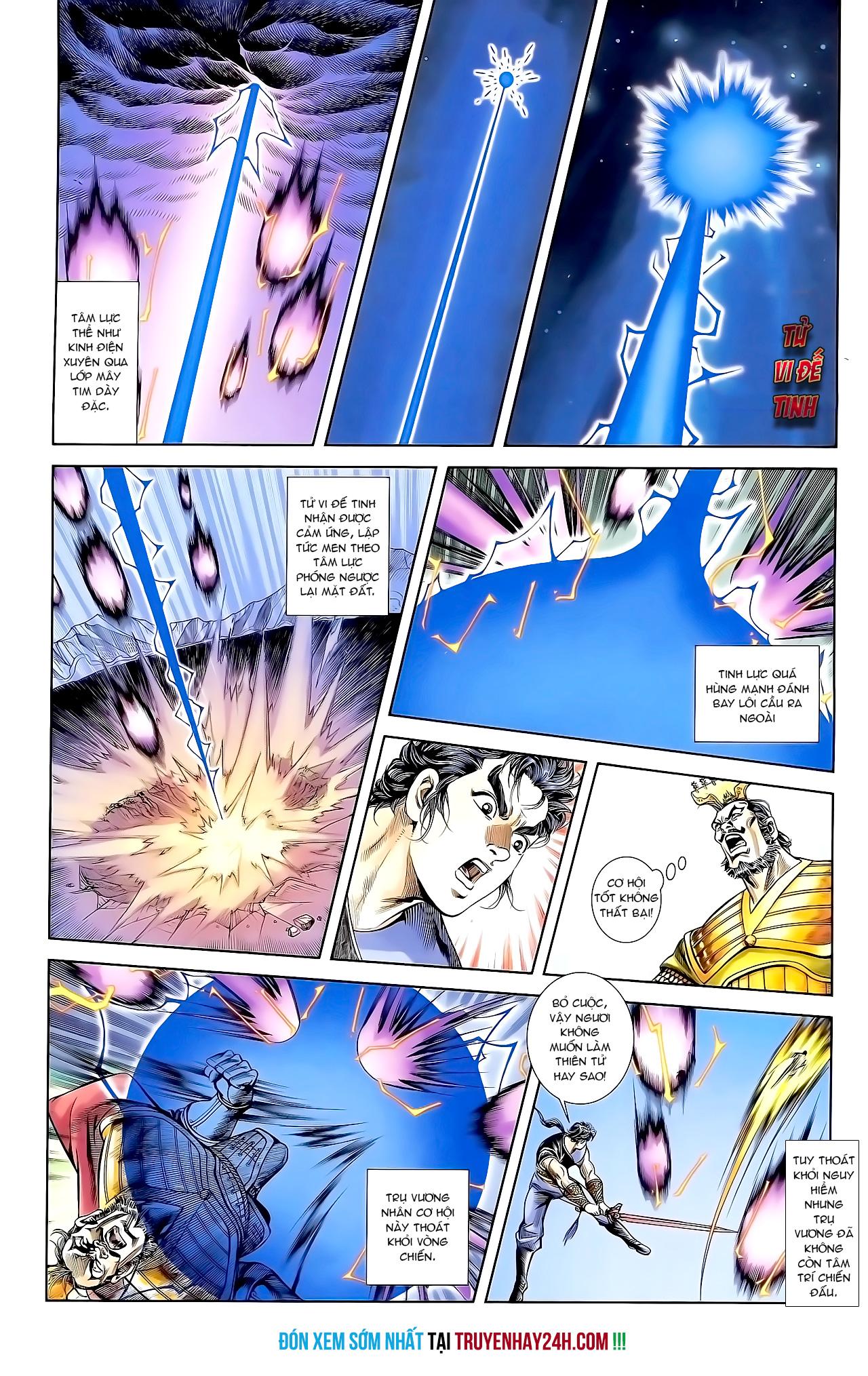 Cơ Phát Khai Chu Bản chapter 160 trang 29