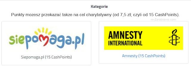 """SwPanel, cel charytatywny, """"Siepomaga.pl"""" oraz """"Amnesty International"""""""