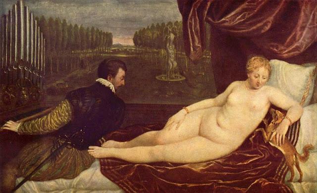 Pintura Y Arte Tiziano