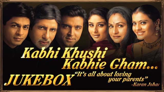 Kabhi Khushi Kabhie Gham (2001) - Amitabh Bachchan, Shah Rukh Khan And Kajol