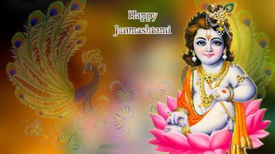 happy janmashtami pictures