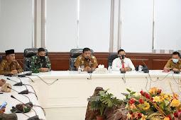 Syahrial Pimpin Rakor dan Berikan Penghargaan Penanggulangan Bencana di Tanjungbalai