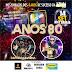 Festa dos anos 80 dia 14 de setembro, apoio radionetparnaiba