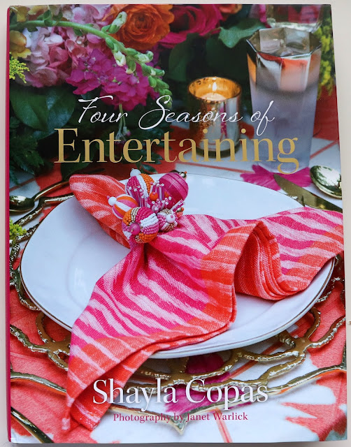 four seasons for entertaining book