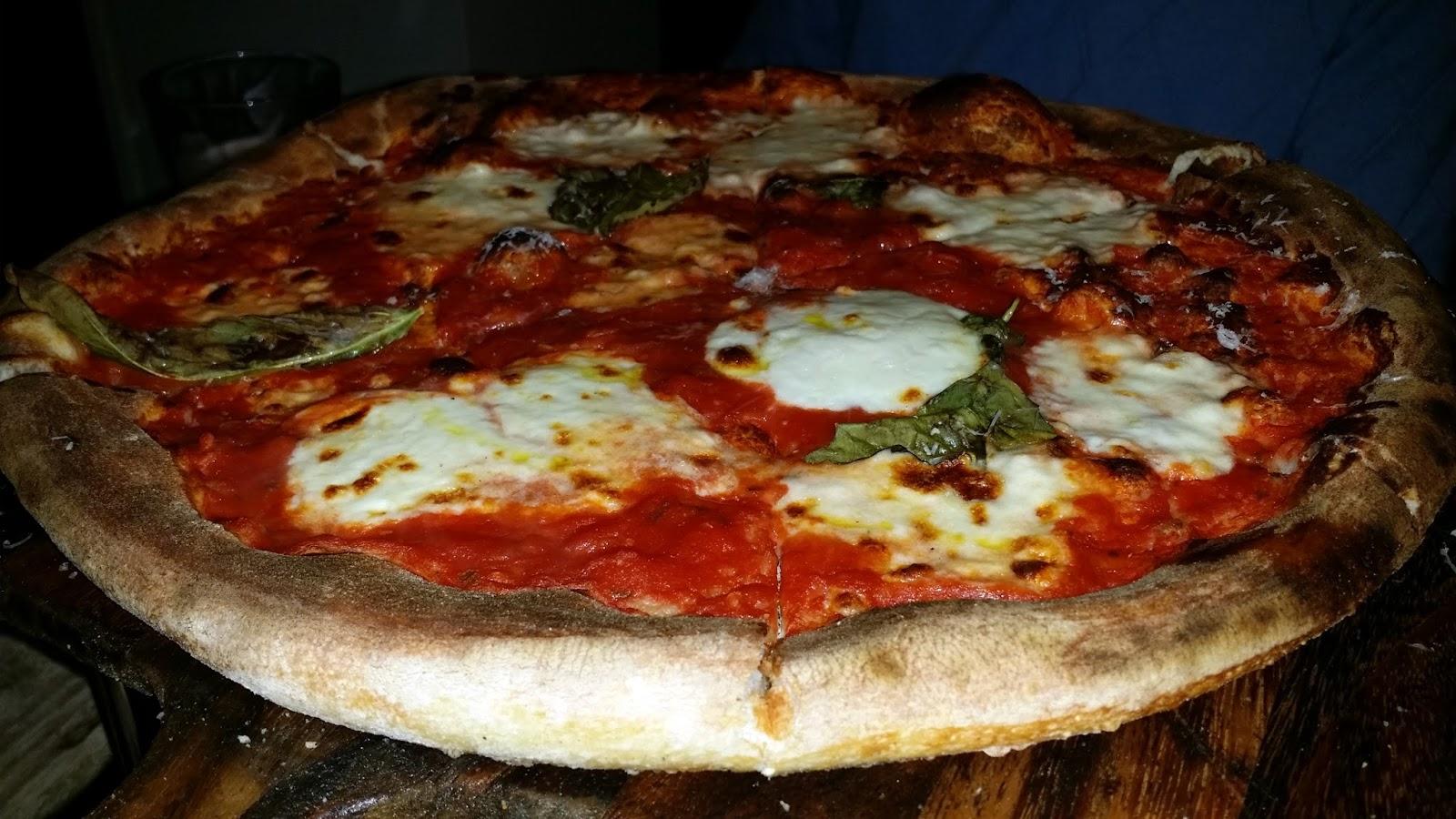 California Pizza Kitchen Garden Walk Pizza Quixote Review The Salty Pig Boston Ma