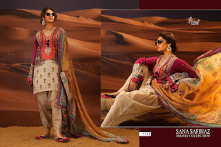 Shree Fab Sana Safinaz Mahay pakistani Suits