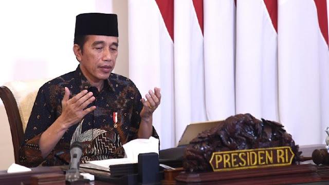 Pasar Tradisional Mulai Ramai, Jokowi Tak Mempermasalahkan Asal dengan Syarat-syarat Ini