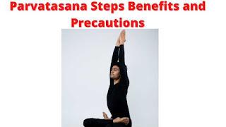 Parvatasana Steps Benefits and precautions