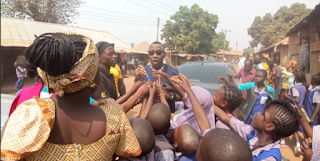 School Principal flees as Sowore arrives his school to teach