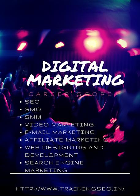Digital marketing and it career scope