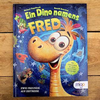 Buch Ein Dino namens Fred - Zwei Freunde auf Zeitreise