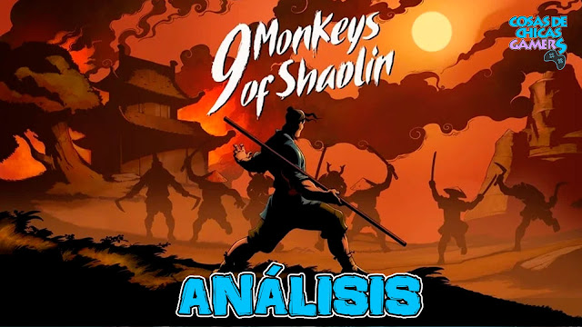 Análisis de 9 Monkeys of Shaolin para PlayStation 4
