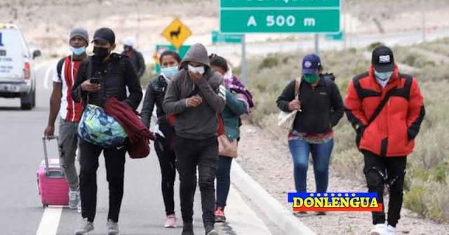 Refugiada Venezolana murió caminando entre la frontera de Bolivia y Chile