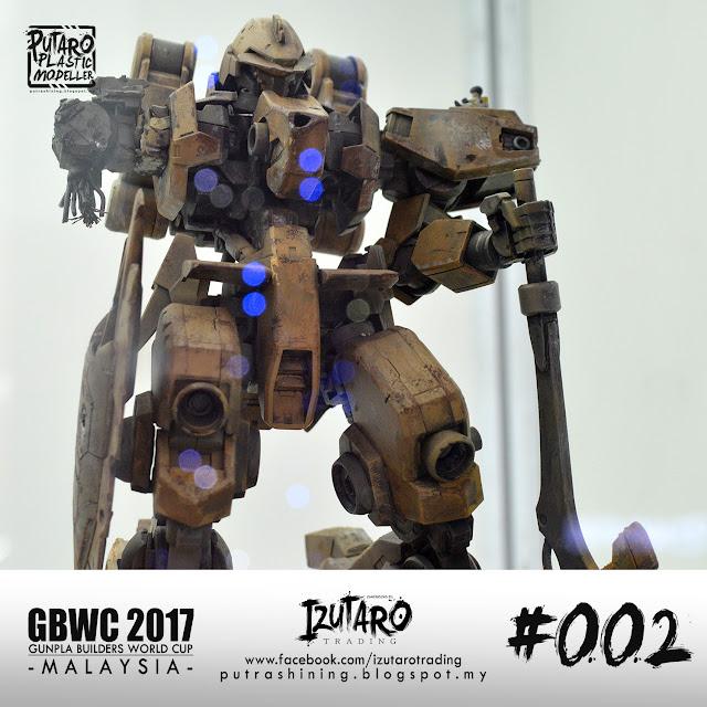 GBWC 2017 MALAYSIA by Izutaro