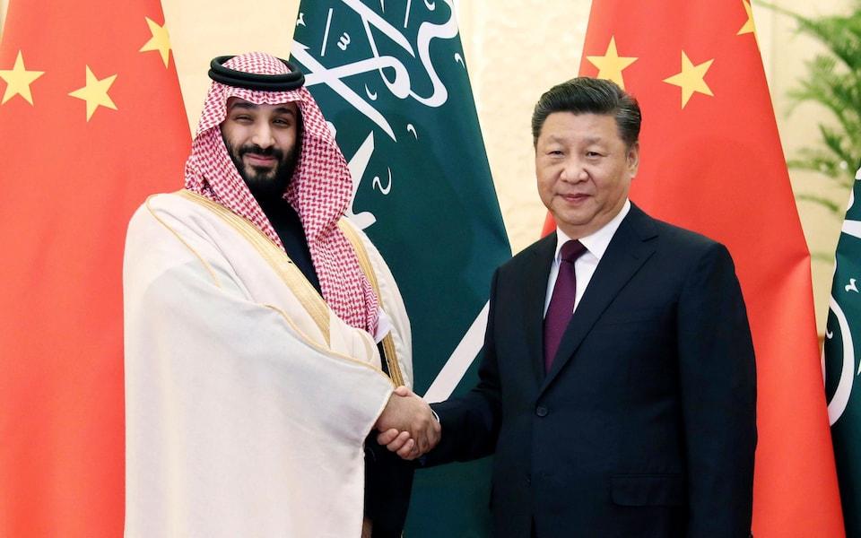 Pangeran Arab Saudi Membenarkan Keputusan China Soal Uighur