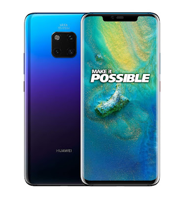Huawei Mate 20 Pro with Kirin 980, Leica Ultra Wide Lens | 3D Face Unlock, Specifications, Features
