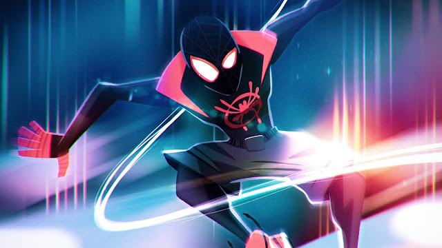 35+ spider man into the spider verse wallpaper