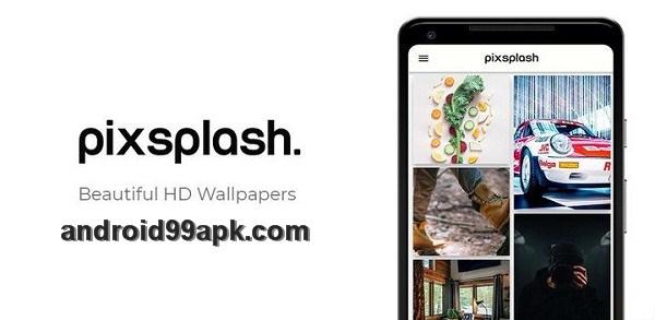 Pixsplash - Beautiful 4K, HD & AMOLED Wallpapers