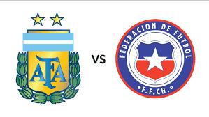مشاهدة مباراة الارجنتين وتشيلي اليوم