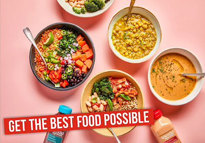 get the best food possible