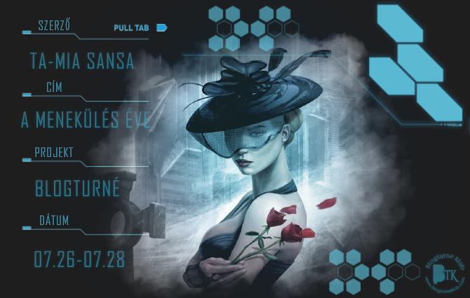 Blogturné – Ta-mia Sansa: A menekülés éve [Nyereményjáték]