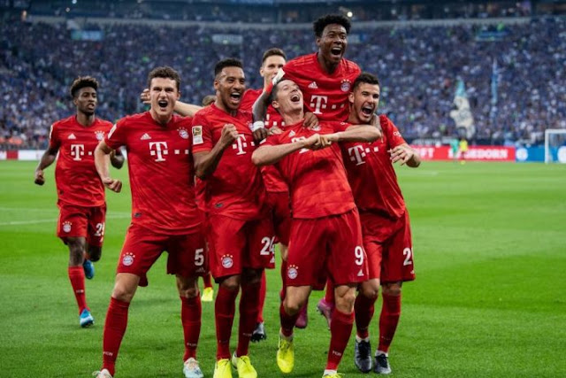 Bayern's Haunted Solid Schedule After the International Pause
