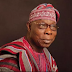 MPNAIJA GIST:PDP describes Olusegun Obasanjo as an 'Outstanding Nationalist' on his 81st birthday