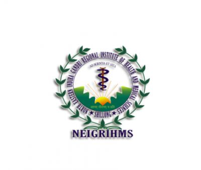 NEIGRIHMS Shillong Recruitment 2020 Senior Resident Doctors